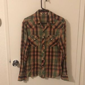 Urban Outfitters Men's Small long sleeve shirt